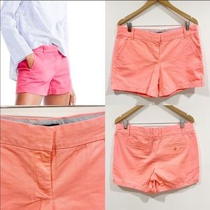 J. Crew chino shorts (2 separate colors)